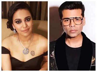 Swara Bhasker comes out in support of KJo