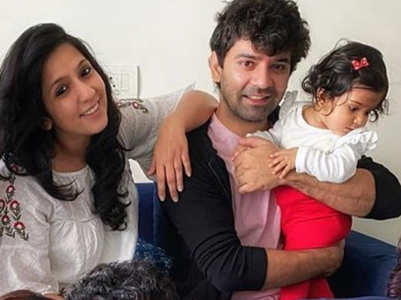 Barun celebrates daughter's first birthday