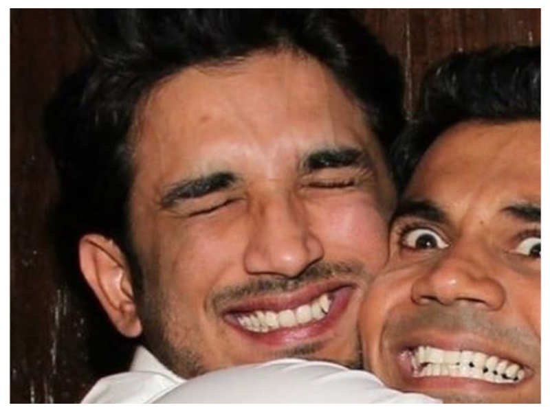 THIS goofy throwback picture of Sushant Singh Rajput and Rajkummar Rao will make your day