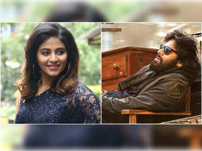Vakeel Saab: Alleged leaked still of Pawan Kalyan and Anjali making rounds on social media