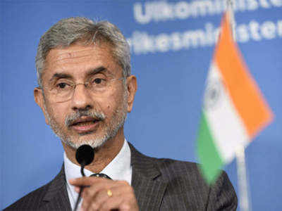 India stands together with Bhutan in dealing with health, economic challenges: EAM Jaishankar