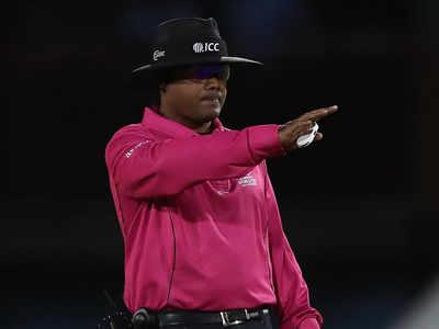 ICC Includes India's Nitin Menon In Elite Panel Of Umpires