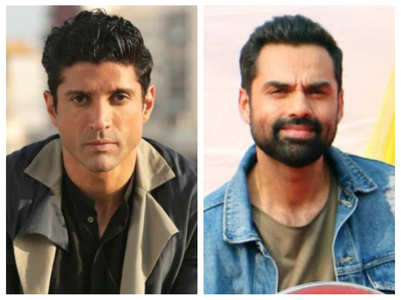 Farhan reacts to Abhay's take on awards
