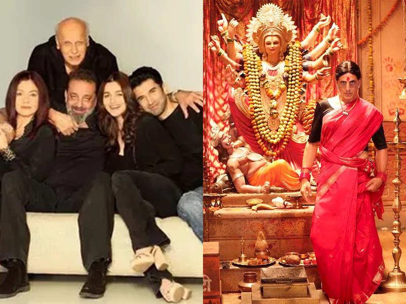 Alia Bhatt's 'Sadak 2', Akshay Kumar starrer 'Laxmmi Bomb' and five more Bollywood films all set to premiere on a digital platform