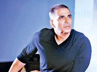 Akshay: First time been at home for so long