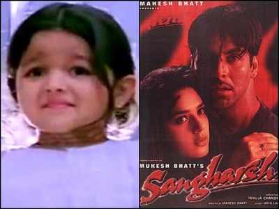 Not Varun Dhawan but Akshay Kumar was Alia Bhatt's first co-star in THIS film   Hindi Movie News - Times of India