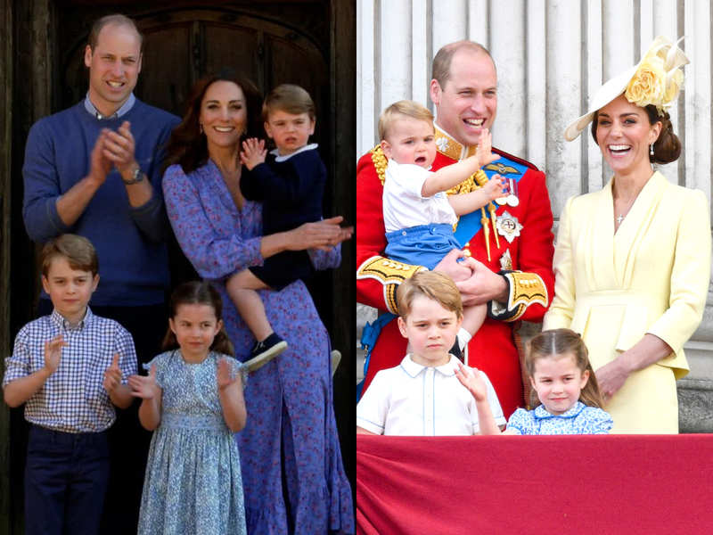 Prince William And Kate Middleton Use This Parenting Technique To Discipline Their Kids Times Of India