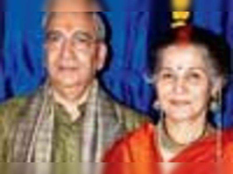 Suhasini Mulay ties the knot at 60