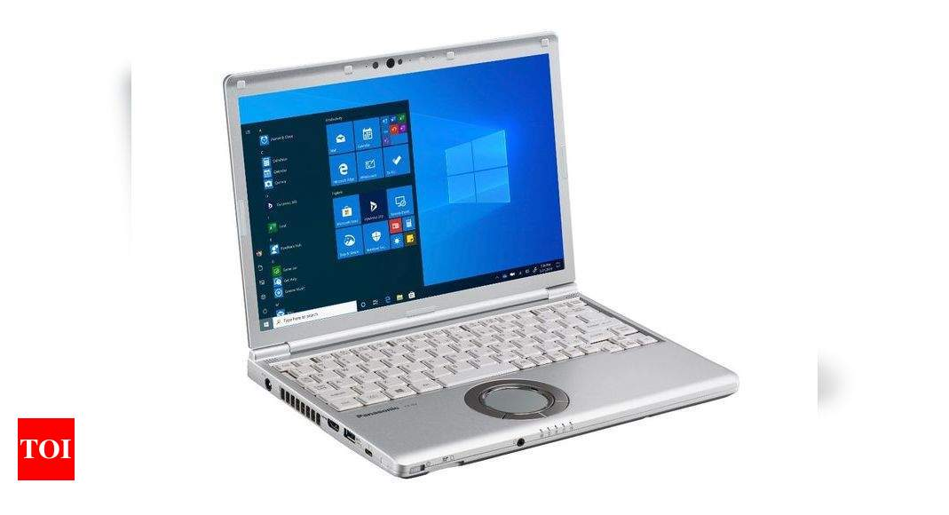 Panasonic:  Panasonic launches Toughbook CF-SV8 laptop, priced at Rs 1,50,000 – Times of India