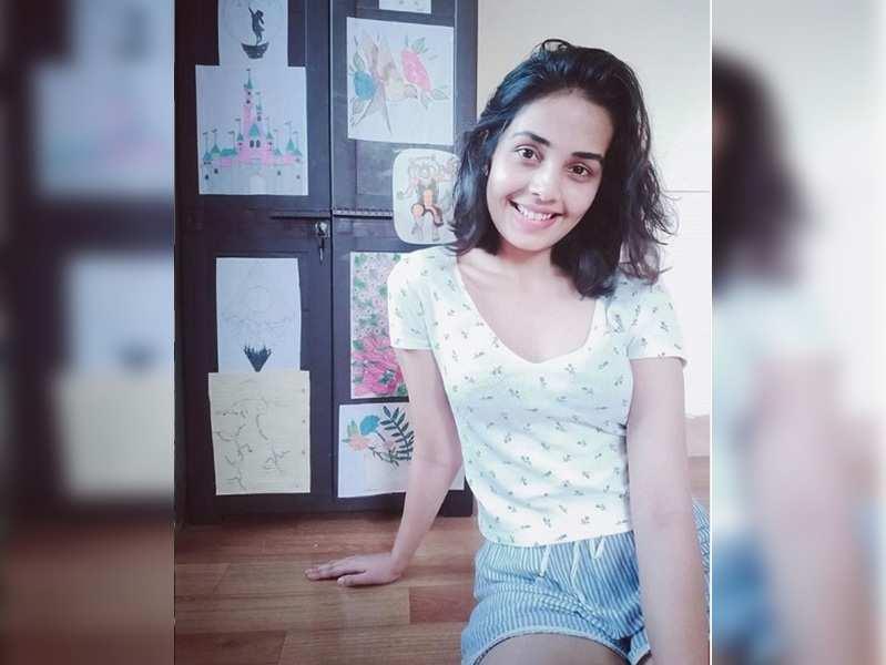 Shivani Rangole moves into a new abode