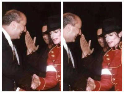 When Anupam Kher hugged Michael Jackson