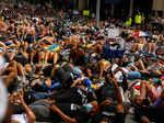 Thousands celebrate LGBTQ pride amid pandemic