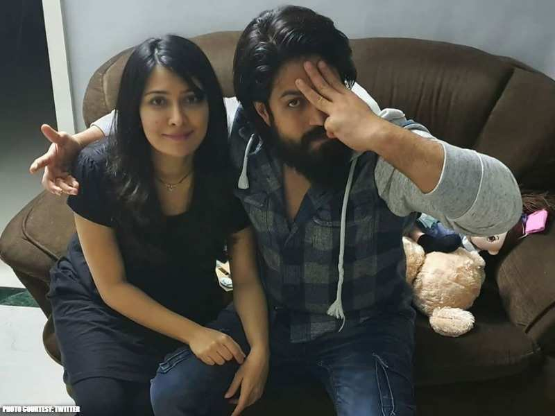 Radhika Pandit clears rumours about the third baby