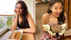 Andrea Jeremiah finds a new interest in baking