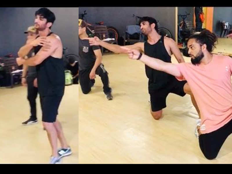 """Exclusive! """"Sushant had struggled a lot but was happy for his achievements,"""" shares Pavan Shetty who choreographed Sushant Singh Rajput in 'Sweetheart'"""