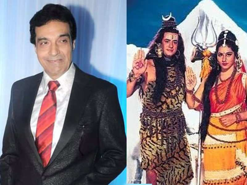 Dheeraj Kumar: We ate Sattvic food on the sets of 'Om Namah Shivay'