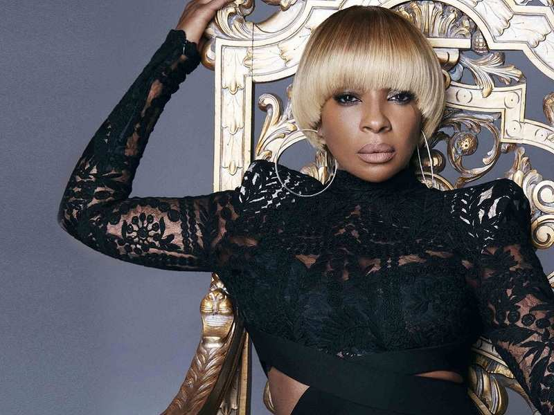 Mary J. Blige enters wine business