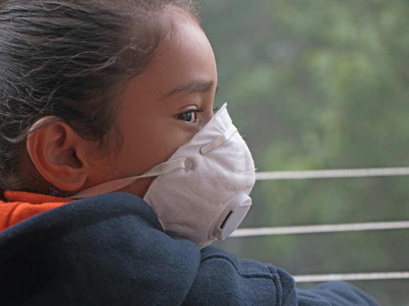 Coronavirus: Study suggests children coping better than adults