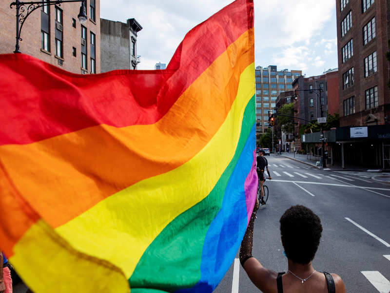 Pride celebrations carried on during the pandemic, virtually and in reality