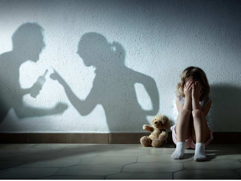 I am unhappy with my husband but scared for my son's well being