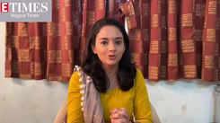 Gauri Kulkarni resumes the shoot of her show Almost Safal Sampoorna