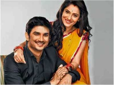 Throwback picture of Ankita and Sushant