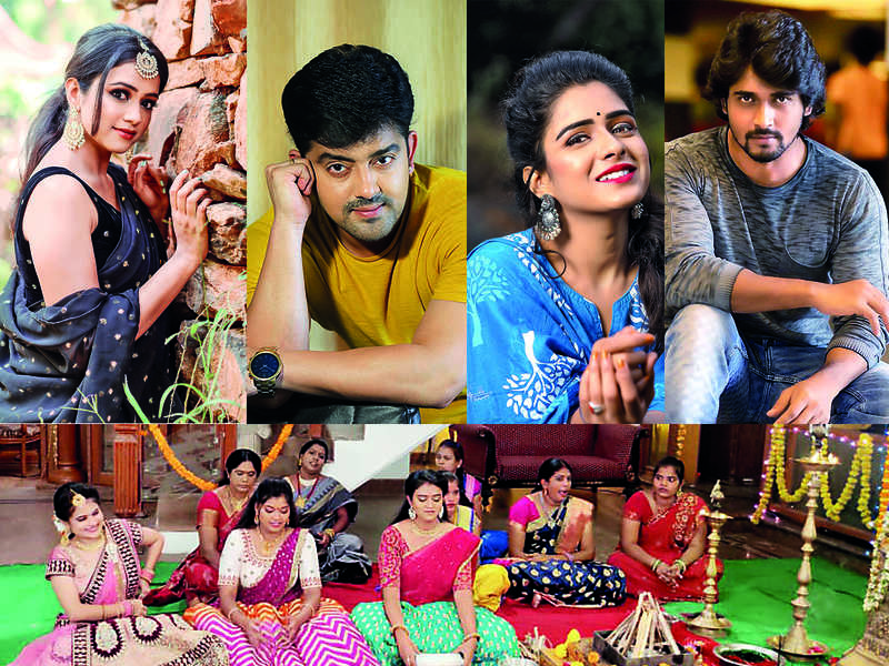 Dubbed content forces Kannada TV actors to take up Telugu soaps