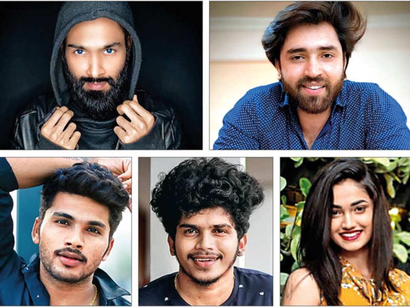 (Clockwise) Amir Siddiqui, Resty Kamboj, Reeshma Nanaiah, Fukru and Bhargav