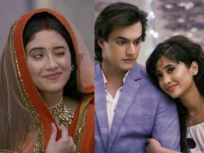 Yeh Rishta: Shivangi plays double role