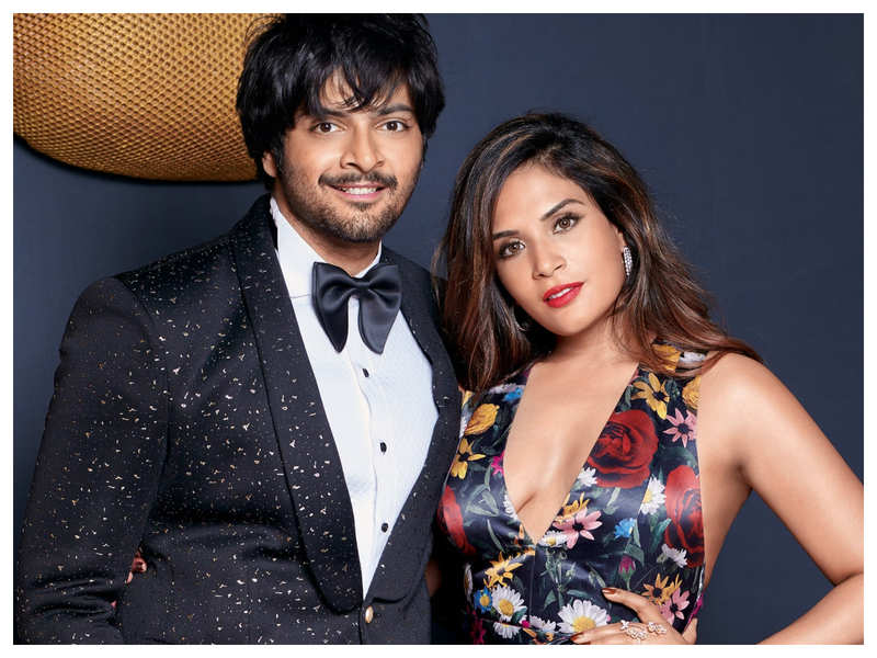 Did you know Ali Fazal took a 10-minute nap after he proposed to Richa Chadha?