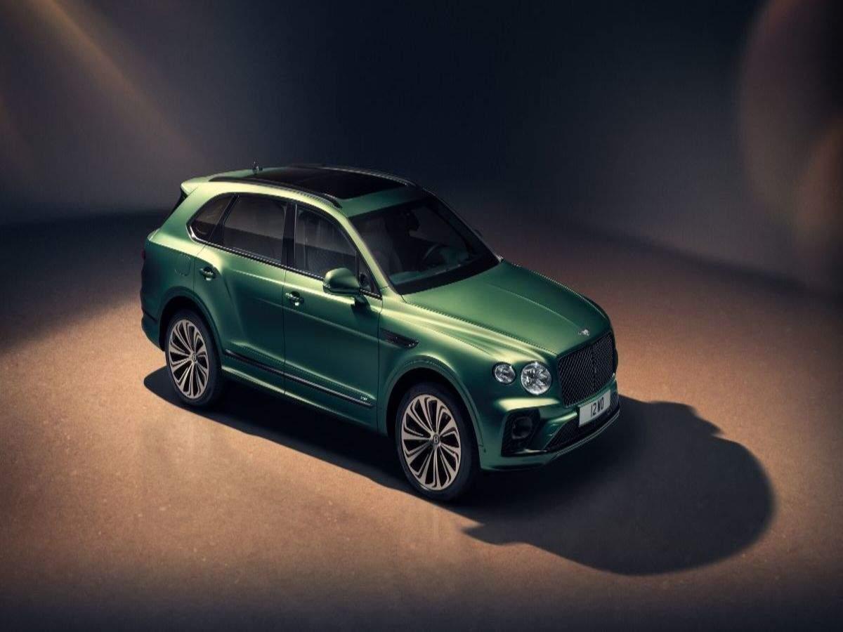 Bentley Bentayga Suv New Bentley Bentayga Revealed Embodies Power And Luxury Times Of India