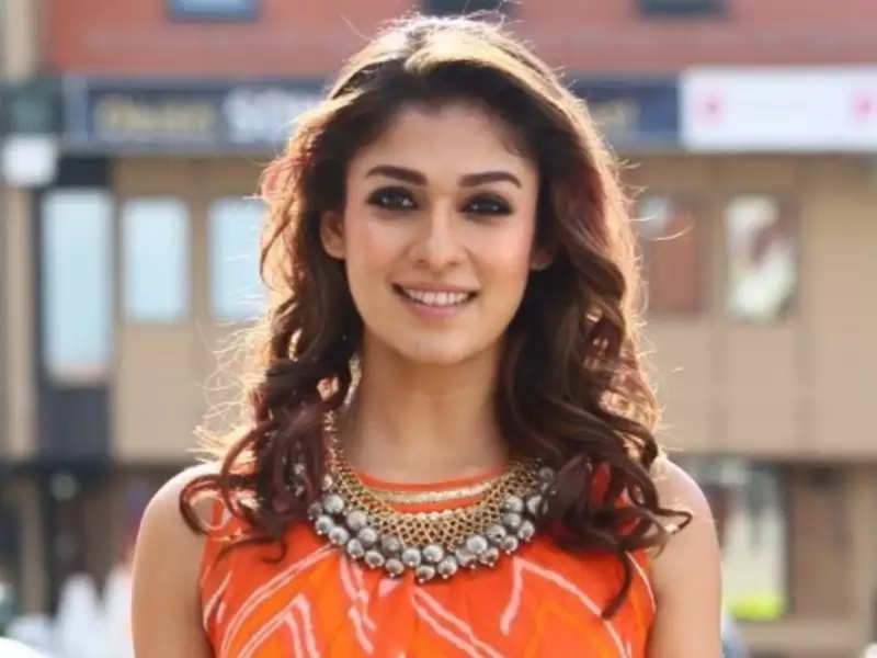 A video of Nayanthara in a carefree mood is going viral