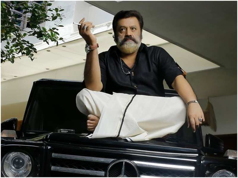 Suresh Gopi thanks fans for celebrating the motion poster of 'SG250'