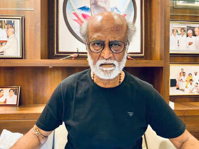 Rajini angry for police behaviour in court