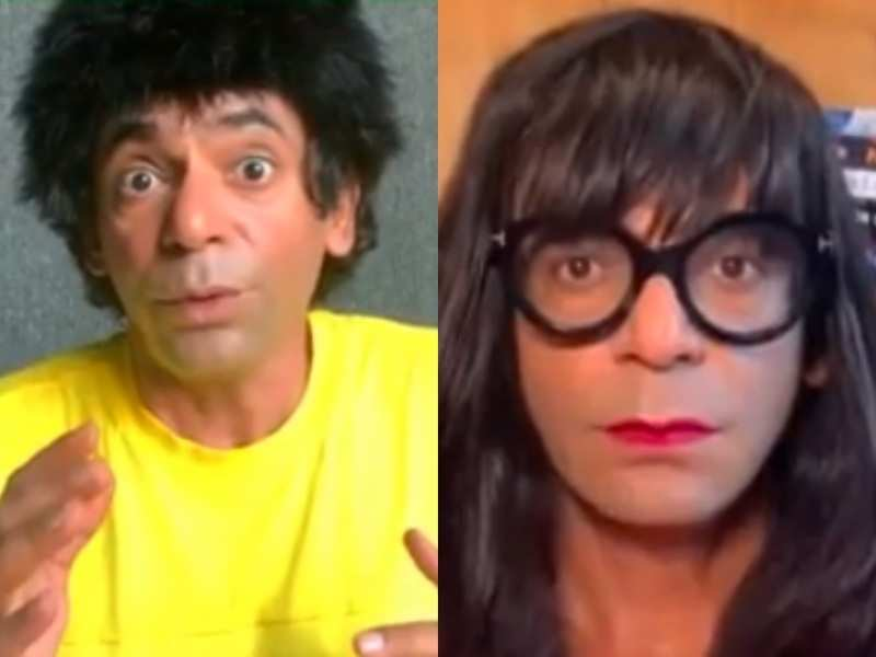 Sunil Grover becomes 'badmaash bacha' Tinku in virtual classes; pretends the screen is frozen, watch the hilarious video