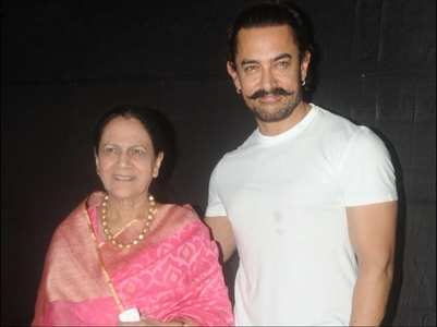 Aamir's mother tests negative for COVID-19
