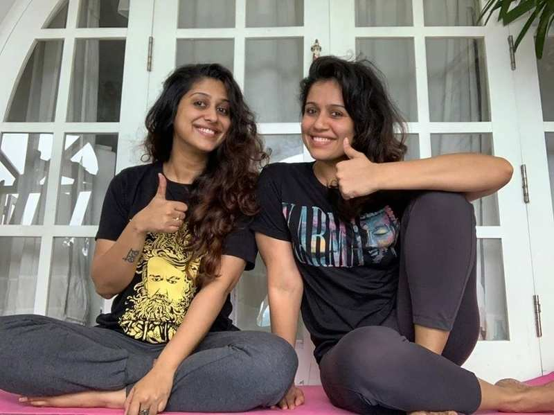 Singer Rajini Jose and Ranjini Haridas give major friendship goals; here's the latest proof