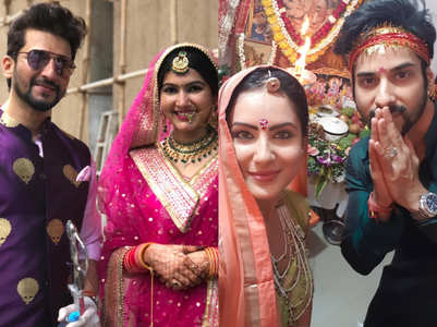 TV celebs who got married during lockdown