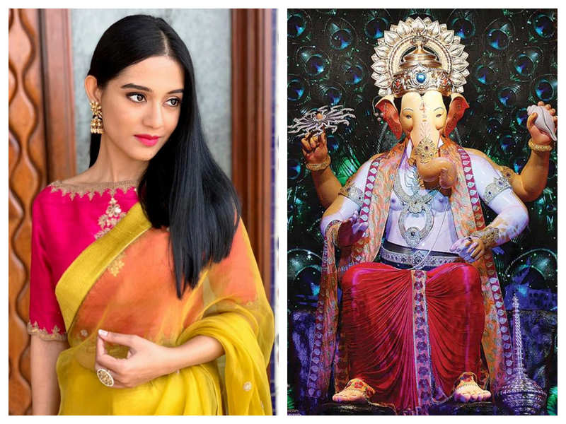 Exclusive! Amrita Rao on Lalbaug Cha Raja mandal not celebrating Ganesh utsav due to COVID-19: Hope every big pandal in the city takes inspiration from them