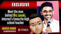 Meet the man behind Mrs Janaki, internet's favourite high school teacher