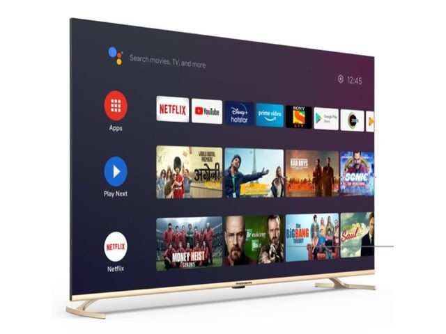 Thomson launches 4K smart TVs in India, price starts at Rs 24,999