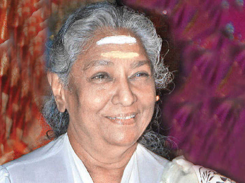 S Janaki finally reacts to yet another death hoax