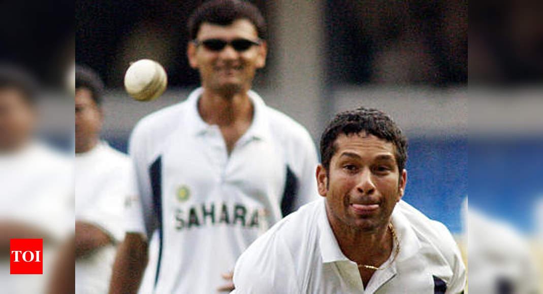 When Tendulkar asked Badani to switch Srinath's trousers | Cricket News – Times of India