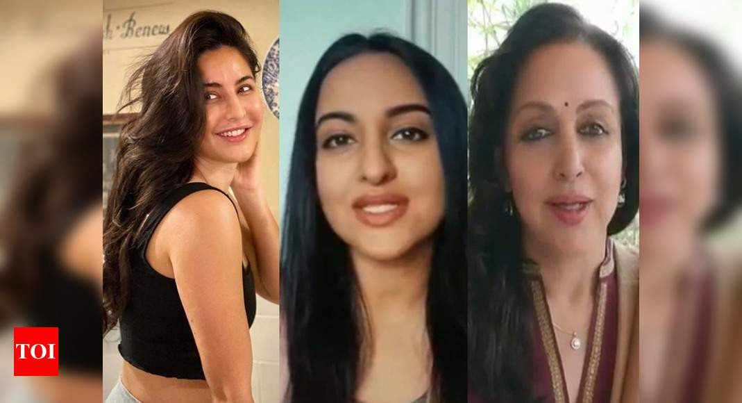 Katrina Kaif, Sonakshi Sinha, Hema Malini and other Bollywood celebs extend Doctor's Day wishes – Times of India
