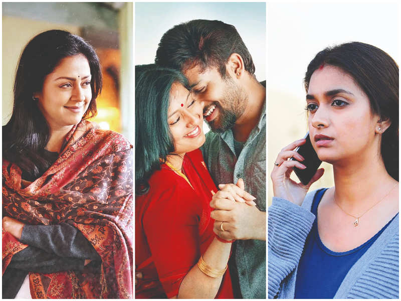 A trend or a coincidence? Are makers keen to release only female-centric Tamil films on OTT?