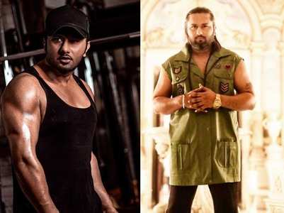 Yo Yo Honey Singh's transformation pictures