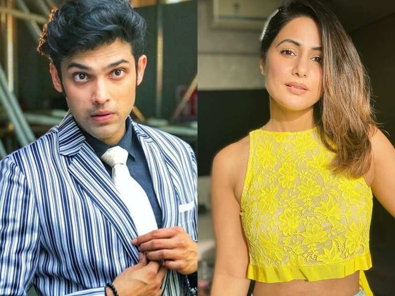 Parth Samthaan opens up about battling depression during lockdown; Hina Khan asks him to 'focus on good things'
