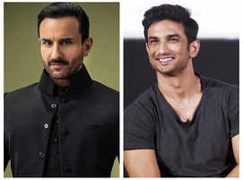 Saif says Sushant was brighter than him