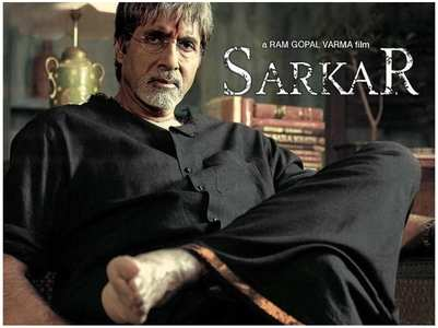 Big B celebrates 15 years of 'Sarkar'