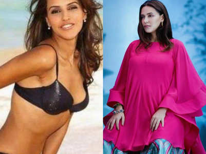 Neha Dhupia shares her weight gain fears